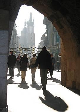 ulica krakowska