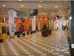 AMR CAMPANIA, Anioły Świetlne, Fontanny Świetlne, Dekoracje Świąteczne, Iluminacje